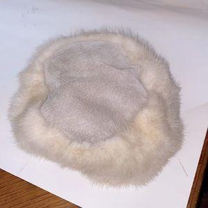 York Furrier | Vintage Hat Elmhurst Illinois A12E